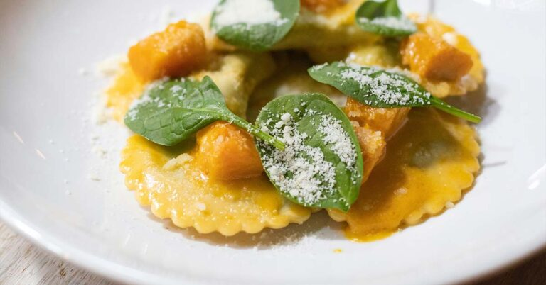 Spinach and Ricotta Ravioli Stuffing Recipe